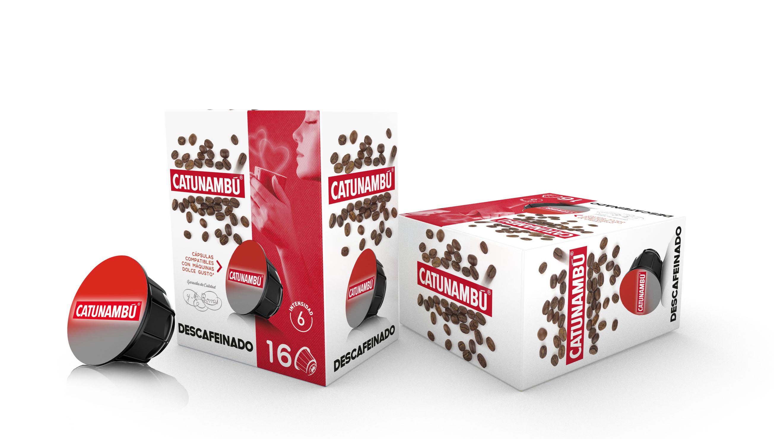 descafeinado base 3d capsulas nuevas catunambu